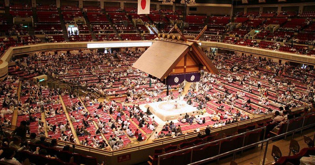 Tokyo Ryogoku Kokugikan 214280